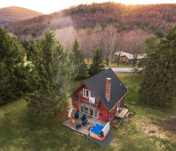 Photo for Cozy Catskill Chalet w/ HotTub