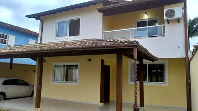 Photo for House with 3 bedrooms near the beach of Jabaquara for up to 10 people