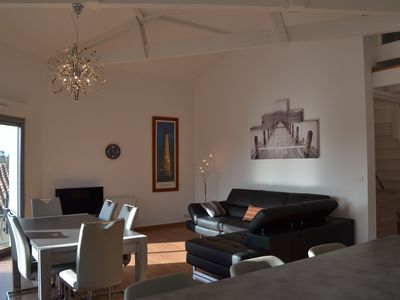 Photo for SOULAC CENTER - MAGNIFICENT DUPLEX 2 STEPS FROM THE BEACH - 6 PEOPLE