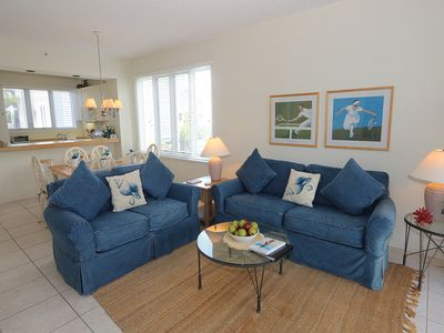 Photo for Cedars East #509: 2 BR / 2.5 BA Townhouse on Longboat Key by RVA, Sleeps 4