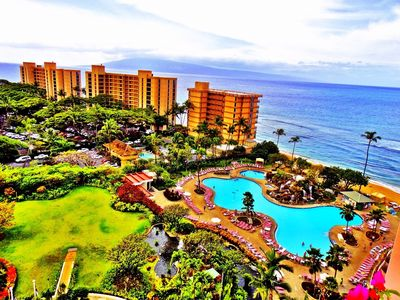 Photo for Ka'anapali Beach Club 1 Bedroom Deluxe Ocean View