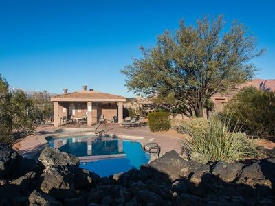 Photo for Luxurious Entrada 3 BD/3 BA  Gated Community with Pool. Near Snow Canyon