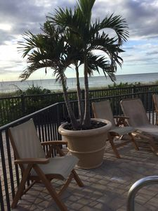 Photo for Direct Ocean Front Condo in Beautiful Belleair Beach