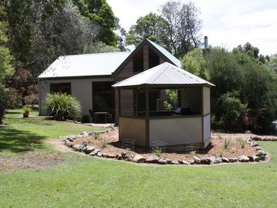 Photo for The Blue Wren Lodge quality couples accommodation