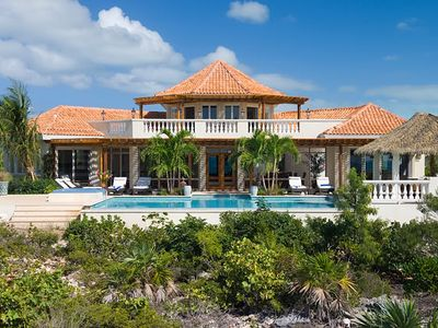 Photo for Incredible, Oceanfront Villa with magnificent infinity pool, and hot tub!