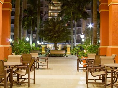 Photo for Sunny Club Wyndham Palm-Aire, 2 Bedroom Condo, Not Far from your Delectable Restaurants