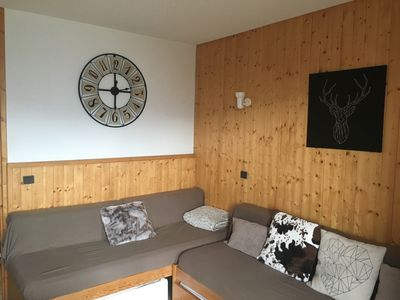 Photo for 2 rooms in Les Coches (la Plagne) 5 persons
