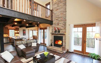 Photo for Boréale - 5 Bedroom, Hot Tub, Pool Table, Close to Tremblant Resort