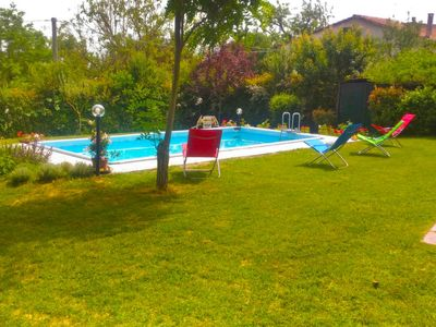 Photo for La Querce Holiday Home, Sleeps 5 with Pool, Air Con and Free WiFi
