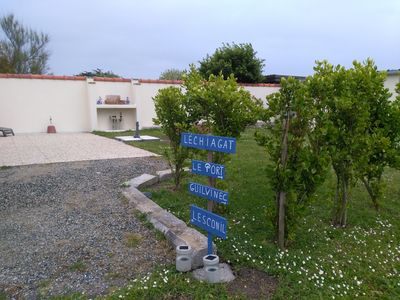 Photo for New! house 200 m from the beaches and the port of Léchiagat