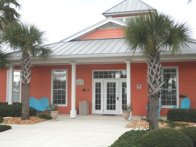 Community Clubhouse with onsite management office: Call Jamie at 904.461.0097