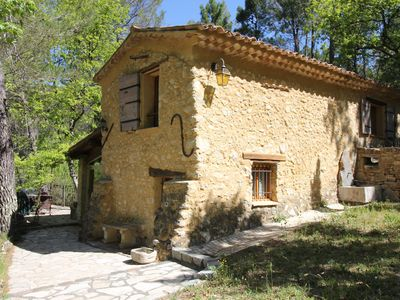 Photo for Beautiful Holiday Home in Barjols with Swimming Pool