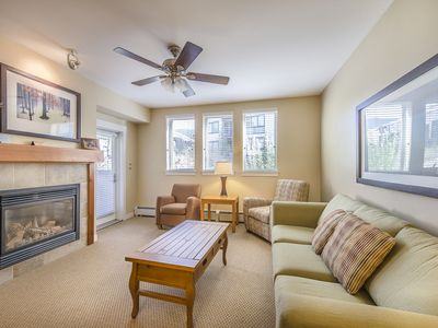 Photo for Fraser Crossing 2 Bed/2 Bath Condo at the Base of Winter Park Ski Resort