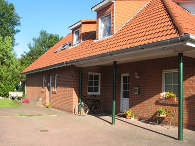 Photo for Cozy, quiet apartment, North Sea, near the islands in Ostfriesland