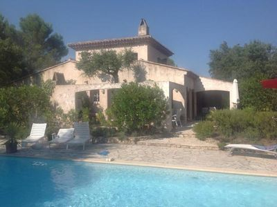 Photo for Holiday house Roquebrune sur Argens for 4 persons with 3 bedrooms - Holiday house