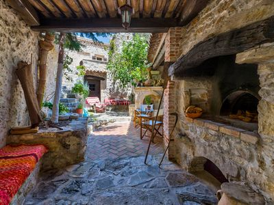 Photo for Meronas Εco House, Accommodation in traditional Cretan village house