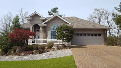 Photo for WIFI, HDTV. A lovely 3 bedroom, 2 bath, 1 level luxury home with garage on Isabella Golf Course. Jet