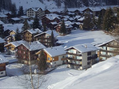 Photo for Apartment in Täsch / Zermatt for two persons