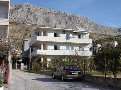Photo for Studio appartment in Dugi Rat (Omiš) capacity 2+2