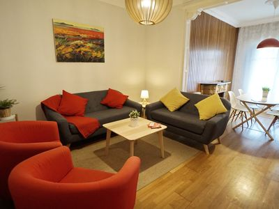 Photo for 110m2 apartment to rent in Barcelona