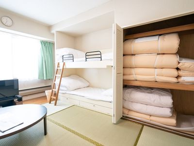 Photo for Comfortable holiday in resort apartment 【room 807】 In front of the ski area ・ hot spring ・ free pick-up bus