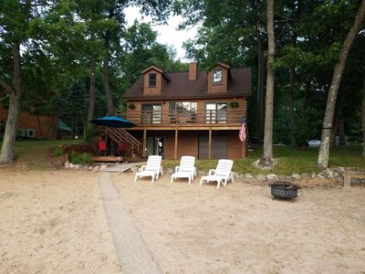 Photo for Big Star Lake beach front home