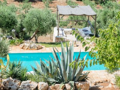 Photo for Trullo Tunine - Four Bedroom Apartment, Sleeps 8