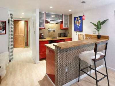 Photo for Remodeled Contemporary Downtown Aspen Studio