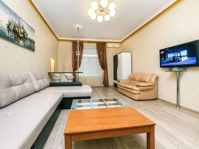 Photo for Lux. Two bedrooms. Maidan Nezalezhnosti