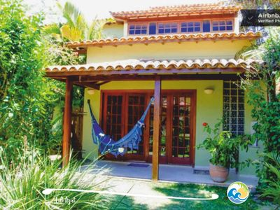 Photo for Modern and comfortable 75 mt loft for up to 5 people in Geribá