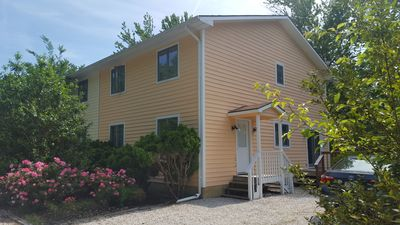Photo for Town Home with walking distance to the Beach