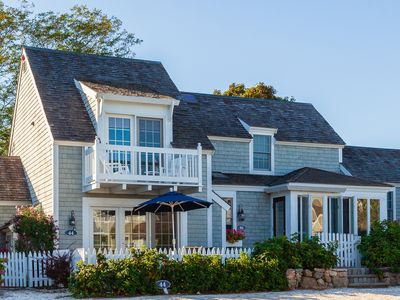 Photo for Ocean Views At Maushop Village Across From Private Beach
