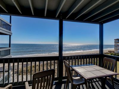 Photo for Oceanfront Condo with AMAZING views of The Atlantic