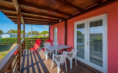Photo for TourIstra Mobile Homes in Camping Park Umag / Mobile home Panorama MH5606 Park Umag