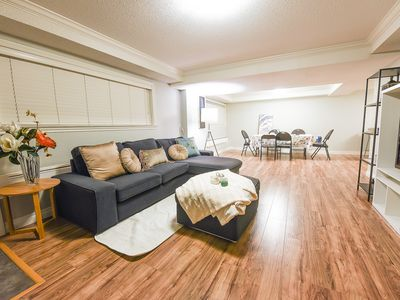 Photo for Large 3 bedrooms close to skytrain