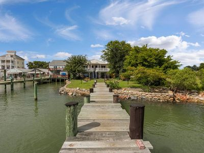 Photo for Waterfront Escape on the Bay (Monthly Rentals Available)