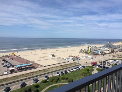 Photo for Le Touquet: large T3 waterfront, 8th floor