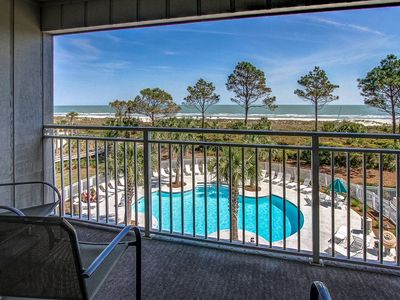 Photo for Ocean Dunes Villas 314 - Stunning views of the Ocean and Heated Pool