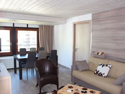 Photo for Superb contemporary apartment, completely renovated, sleeps 6 qualities.