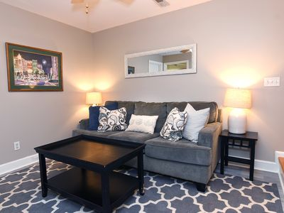 Photo for Cozy apartment near trendy West Asheville and River Arts District!!
