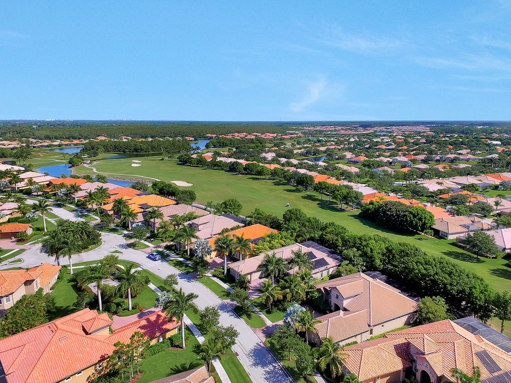 The Majors at Lely Resort, Luxurious Single Family Home