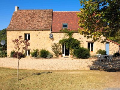 "Photo for House ""Labelle, near Sarlat + private pool and magnificent views"