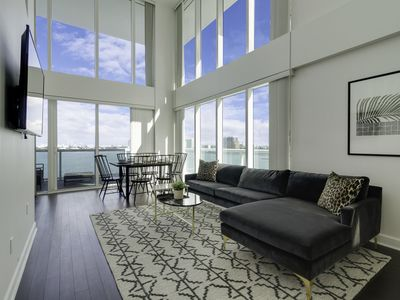 Photo for Harbor Island Condo 12--10 minutes from Brickell, 10 minutes to South Beach
