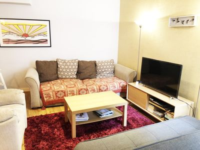 Photo for Comfy 1 bed Shoreditch/Brick Lane - Great central location!