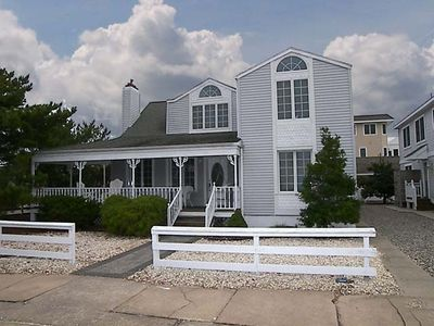 Photo for Beautifully maintained. Off street parking.  Park the car and walk to beach, shopping, or center of town.