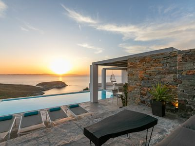 Photo for Villa Meli, Luxury Contemporary New Villa, Private Pool, Astonishing Sea Views