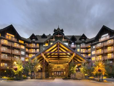 Photo for One Ski Hill Place, Rock Resort- 4 Bedroom Luxury Rental, Sleeps 10. Ski-In/Out