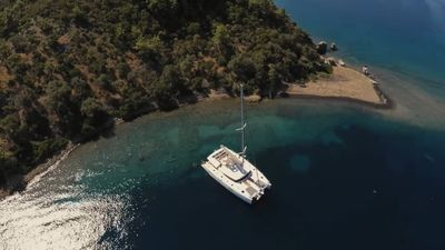 Photo for All-Inclusive Sail Vacation for up to 12 - Fountaine Pajot Ipanema 58 Catamaran