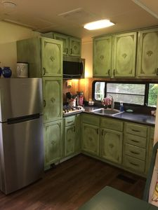 Photo for 1BR Recreational Vehicle Vacation Rental in Columbia, Missouri