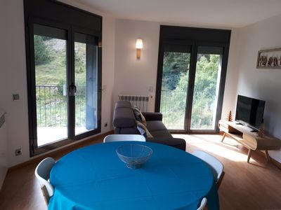 Photo for Font de Ferro, Ransol - Apartment for 6 people in Ransol